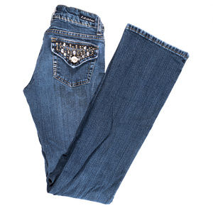 L.A. Idol Jeans for Women Size 0 #00737